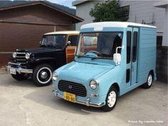 ダイハツ「ウォークスルーバン」のキッチンカー(移動販売車)が130万円! | はじめてのキッチンカー(移動販売)