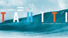The 2012 Billabong Pro Tahiti Official Teaser
