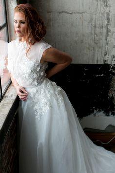 0473c090a3a Alea Lovely -124 Plus Size Brides