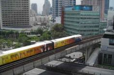 Bangkok traffic snarl-ups are well documented. However, it is possible to get around the city without too much pain. Bangkok Travel, Thailand Travel, Transportation, Places To Visit, Bucket, Train, Bts, Activities, Thailand Destinations