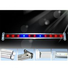 Buy LED Grow Light Bar Waterproof in new zealand. The important material of lights all passed the CE, RoHS certification, No any harmful substances. Bar Lighting, Strip Lighting, Led Grow Lights, Led Light Bars, South Africa, Aquarium, Goldfish Bowl, Fish Tank