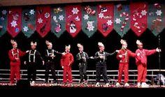 The Reindeer Rebellion Christmas Plays For Kids, Christmas Ideas, Christmas Decorations, Nativity Characters, School Murals, Christmas Program, Christmas Concert, School Displays, Blog Planning