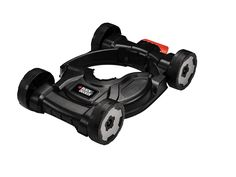 BLACK DECKER CM100-XJ 3-in-1 Lawn Mower Deck Attachment >>> Want additional info? Click on the image. #Mowersand Outdoor Power Tools