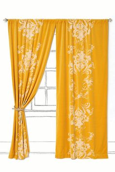 I want these curtains
