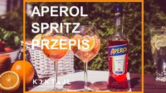 Aperol Spritz - Przepis na drink z aperolem Aperol Drinks, Alcoholic Drinks, Pepsi, Coca Cola, Tv, Youtube, Food, Alcoholic Beverages, Youtubers