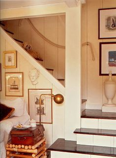 1000 Images About SMALL COTTAGE STAIRCASE On Pinterest Stairs