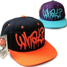 ec5814ef30b New What Vivid HipHop Snapback Hat Men KPOP Unique Street Fashion  Characters Cap