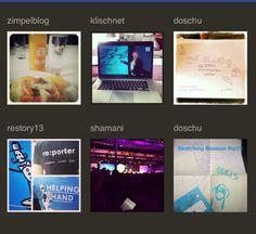 Ergebnisse der Suche nach #rpstory13 auf Instagram
