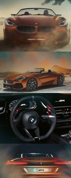 All-New BMW Z4