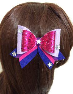 Twilight Sparkle Felt Hair Bow Kawaii Cosplay Lolita My Little Pony