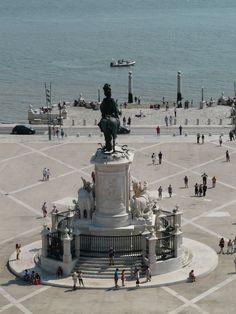 Praça do Comércio @ Lisbon, Portugal 2013