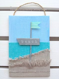 Down by the Seaside by Heather Botteron O'Cain UPCYCLED JEWELRY on Etsy