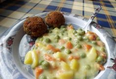 Hungarian Recipes, Retro, Cheeseburger Chowder, Mashed Potatoes, Food And Drink, Soup, Dinner, Breakfast, Ethnic Recipes