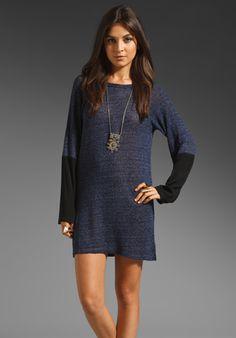 GYPSY 05 Chiarra Long Sleeve Dress in Black at Revolve Clothing - Free Shipping!