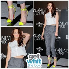 I love this outfit! She looks great! Kristen Stewart
