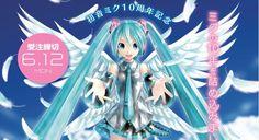 Hatsune Miku celebrates her 10th birthday with new art book by original designer KEI - http://sgcafe.com/2017/03/hatsune-miku-celebrates-10th-birthday-new-art-book-original-designer-kei/