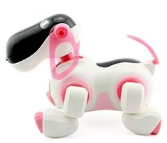 #PopularKidsToys Just Added In New Toys In Store!Read The Full Description & Reviews Here - New PINK Smart Baby Toy Dog Infrared Remote Control Series RC Cute Robot Dogs (SDP01) - Specifications: The dog is not real, it just a toy. The smart dog can sing, dance, 18 General Knowledge Questions, 200 Mathematics Questions (50 each Addition, Subtraction, Multiplication, Division). We believe that this intelligent dog will be your good partner in studing and entertainment. Materia