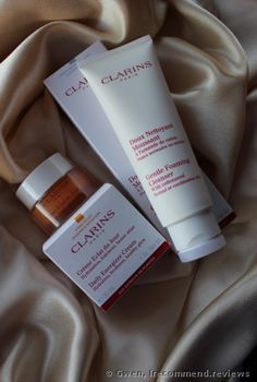 Clarins Gentle Foaming Cleanser with Cottonseed review: 'Gentle Foaming Cleanser will work wonders with your skin if you use it right'