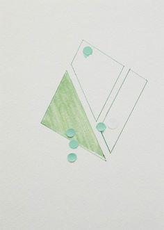 Alice Quaresma - Study B #7, Work on Paper