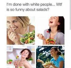 White people lol