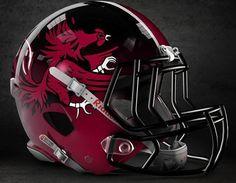 Concept helmet design