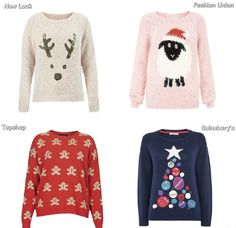some sweaters for #christmas