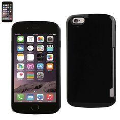 $8.99 Reiko Slim Card Holder Case For Apple iPhone 6 Plus 5.5inch