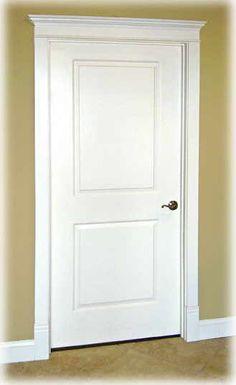 1000 images about window door casing on pinterest for Wood trim around doors