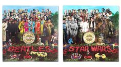 Sgt. Pepper's Lonely Hearts Club Band is a classic album. And Star Wars is a classic film. But if you put them together, would they be DOUBLE CLASSIC?? Wonder no more! Thanks to the intrepid folk over at Palette Swap Ninja, two of our favourite things of ALL-TIME have been combined into the perfect soundtrack …