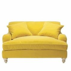how comfy does this look?...i just love yellow