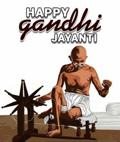 Happy Gandhi Jayanti, Spirit Of Truth, We Remember, Peace, Let It Be, Celebration, Father, Happy Birthday, Pai