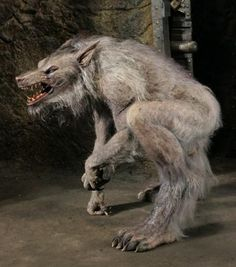 "Elder werewolf costume from ""Underworld"""
