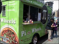 DC Food Trucks - especially the Pi on Wheels truck