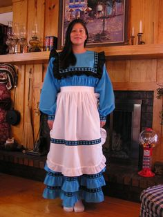 traditional choctaw dress - Google Search