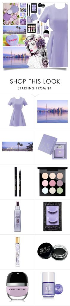 """Sweet Tweet"" by angelstylee ❤ liked on Polyvore featuring Elizabeth and James, AMOUAGE, MAC Cosmetics, Alterna, Urban Decay, Estée Lauder, myface cosmetics and Phytomer"