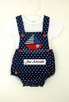 Baby romper baby summer romper baby by JustAdorablebyClaire