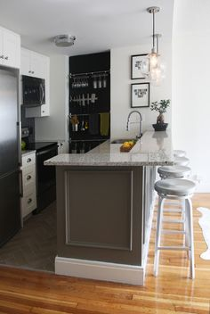 43 Extremely creative small kitchen design ideas | Kitchen design ...