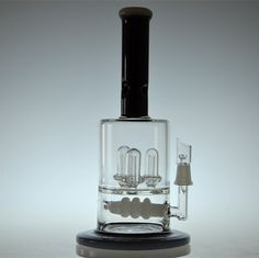 New Design Heady Glass Water pipes Glass bong with three showerhead perc and inliner perc with amazing function available here http://www.dhgate.com/store/product/new-design-heady-glass-water-pipes-glass/244524375.html