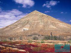 Montaña Tindaya (Święta Góra Tindaya), Fuerteventura, Wyspy Kanaryjskie