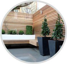 Sichtschutz im Garten bauen und montieren Deck, Outdoor Decor, Google, Home Decor, Horticulture, Search, Decoration Home, Room Decor, Decks