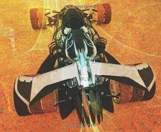 DRIVE: vehicle sketches and renderings by Scott Robertson: Scott Robertson: 9781933492872: Amazon.com: Books via PinCG.com Futuristic Cars, Futuristic Vehicles, Scott Robertson, Future Transportation, Drawing Conclusions, Sci Fi Ships, Rubber Flooring, Car Wheels, Technical Drawing