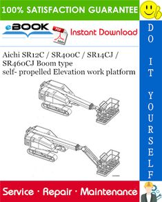 This is the COMPLETE Service Repair Manual for the Aichi / / / Boom type self- propelled Elevation work platform. It contains deep Aichi, Windows Operating Systems, Type I, Repair Manuals, Self, Platform, Heel, Wedge, Heels