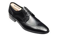 b66d22f18b9 Brogue de bico lonfo Tipos De Sapatos Masculinos