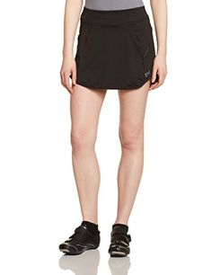 GORE BIKE WEAR Womens Short Cycling Skort Skirt with Integrated Shorts  Breathable GORE Selected Fabrics ELEMENT 80f4955e0