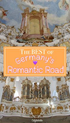 The BEST of Germany's Romantic Road, on and off the route! - California Globetrotter