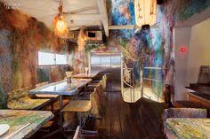 21 Simply Amazing Restaurant Interiors Around the World