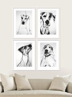 more Valerie Davide dogs ~ love