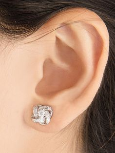 Buy Eternal Star American Diamond Studded Earrings online in India at best price. Diamond Earing, Diamond Jewelry, Stock Clearance, Clearance Sale, Ear Studs, Wholesale Jewelry, Wedding Bands, Handmade Jewelry, Jewelry Design
