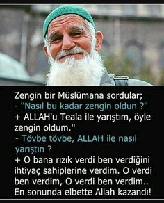 Özlü Söz Allah Islam, Islam Quran, Miracles Of Islam, Interesting Information, Meaningful Words, Alhamdulillah, Quotes About God, Proverbs, Cool Words