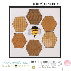 Welcome back to our Summer Sewing Camp for Block 2 of the Bee-utiful QAL! Can I just start off by telling you how blown away I am?! The response I've received for this quilt is absolutely unbelievable